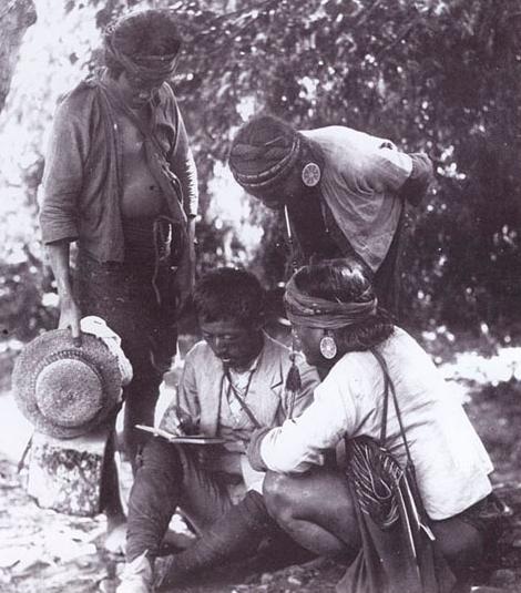 鳥居龍藏と原住民1